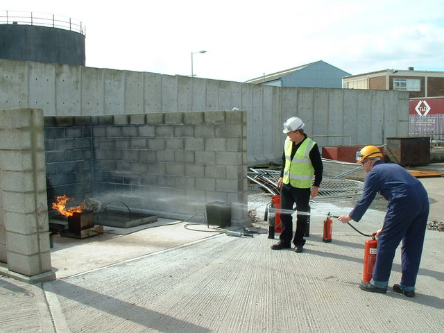Fire And Security Training & Advice